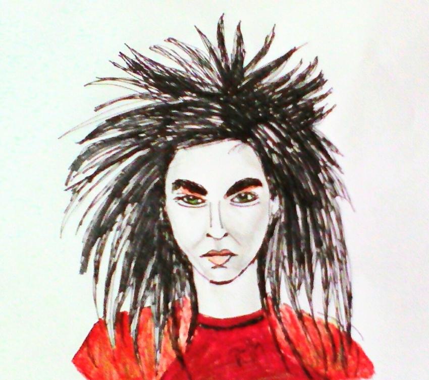 Bill Kaulitz by maline